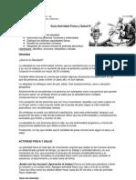 Guía Actividad Física y Salud 8º