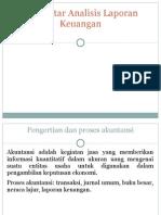 Analisis Laporan Keuangan - I