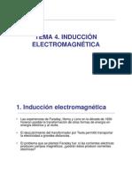 TEMA 4. Inducción electromagnética