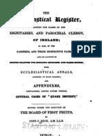 The Ecclesiastical Register 1827
