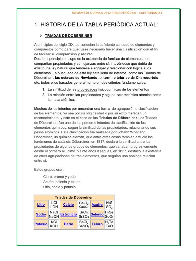 Tabla periodica de quimica grupal urtaz Image collections