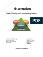 54 Supply Chain System in Manufacturing Industry