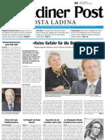 Engadiner Post Seite1