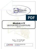 (DRAFT)DBA - MODULE 5 (2003-08-06)2_0