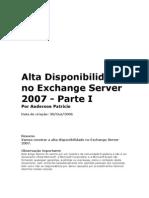 AndersonPatricio-AltaDisponibilidadeExchange2007-P1