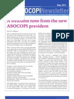 Artículo ASOCOPI NEWSLETTER Mayo 2011 pp. 13 - 21