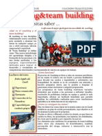 Programa Coaching-team Building