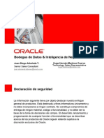 Oracle Dwh & Bi