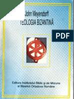 Pr. John Meyendorff - Teologia Bizantina