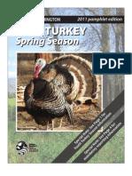 2011 Turkey Season