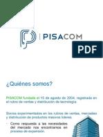 Presentacion Pisacom Institucional