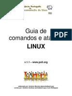 Guia de Comandos e Atalhos Linux