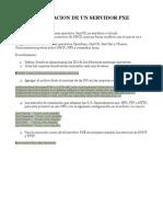 Documentacion Tecnica PXE