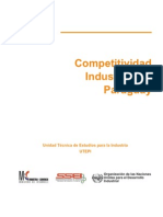Competitividad Industrial Paraguay