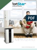 Comfort Star MPK12-410 Brochure