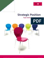 Cid Tg Strategic Position Mar08