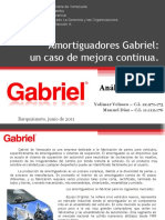 Gabriel de Venezuela Analisis Del Caso. Diaz-Velasco