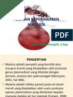 Askep Malaria