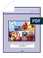 Manual Coleta Alimentos