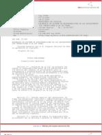 LEY 20082 (Ley de Menores)