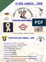 Marathon des Sables 2008