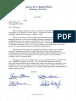 Project Gunrunner Letter to POTUS June 2011