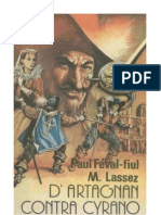 Feval Fiul - D'Artagnan Contra Cyrano