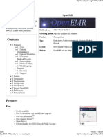 OpenEMR - Wikipedia, The Free Encyclopedia