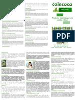 folleto coincoca oficio