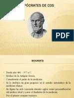 ppt Hipócrates de Cos