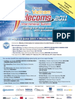 4th Vietnam Telecoms International Summit - 2nd Brochure