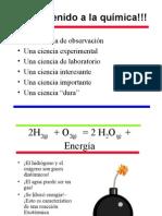 01_Bienvenido a La Quimica