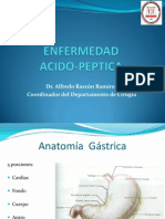 Ulceras Gastroduodenales