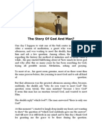 The Story of God and Man