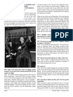 JUST JAZZ GUITAR February 2011 Interview with Alexandra Barnes Leh about George Barnes by Dr. Dave Walker