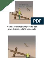Cargar con la Cruz