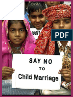 Child Marriage ~ Also