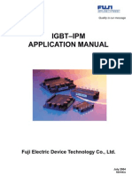 Igbt Ipm Application Manual Reh983a Fuji