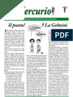 Mercurio - Dicembre 2008 / Febbraio 2009