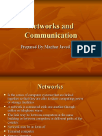 Ch 15 .Networks and Communications