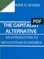 The Capitalist Alternative