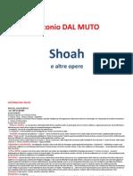 Antonio DAL MUTO Shoah e Altre Opere
