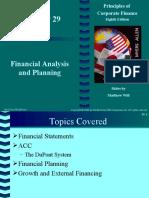 Financial Analysis - ACC