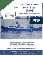 Canoe 10'9