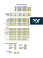 Prime Cost Workbook