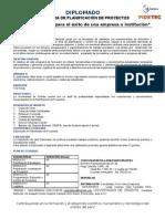 Diploma Do Control de Proyectostriptico ANACO