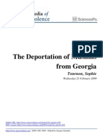 The Deportation of Muslims From Georgia