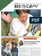 Nunatsiaq News Feature pg.1, May 2011 - English