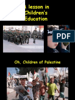 Childs of Palestine