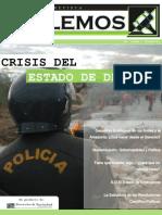 Crisis Del Estado de Derecho